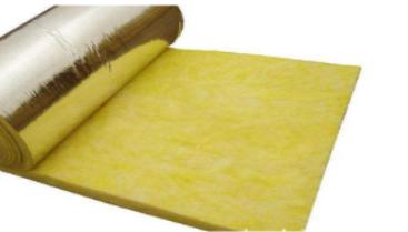 Glass Wool Board Installation Method