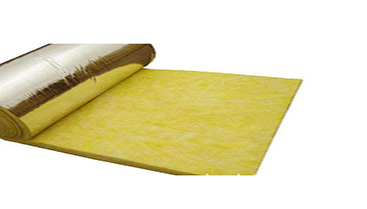 Glass Wool Roll Felt Has Significant Sound Absorption And Sound Insulation
